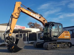 Case CX130C Excavator For Hire