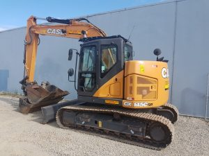 Case CX145CSR For Hire