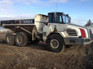 Terex TA30 ADT For Hire