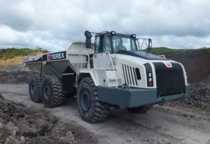 Terex TA400 ADT For Hire