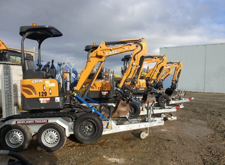 Mini Excavators For Hire